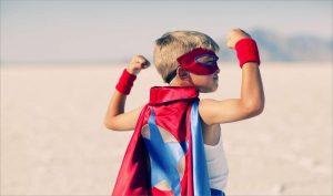 How to feed a superhero!